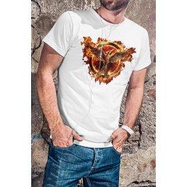 Éhezők viadala póló