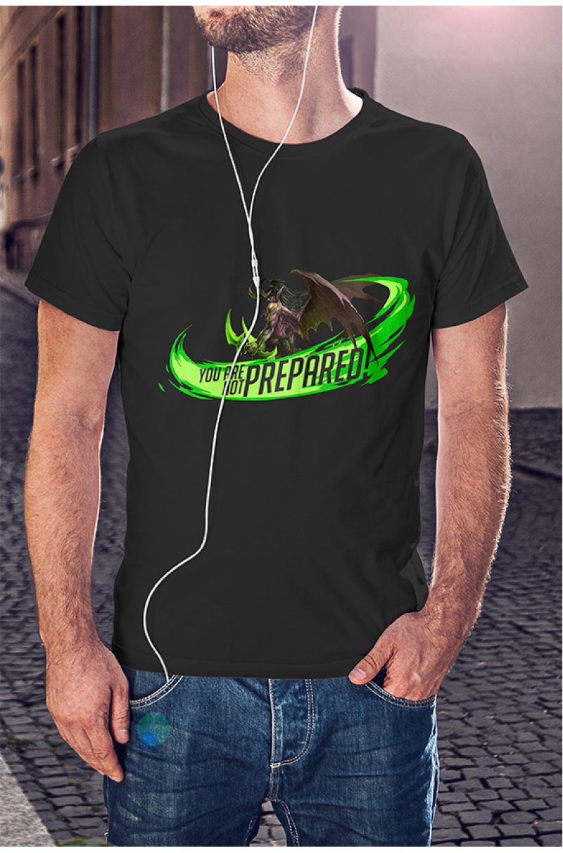 Illidan Gamer Póló