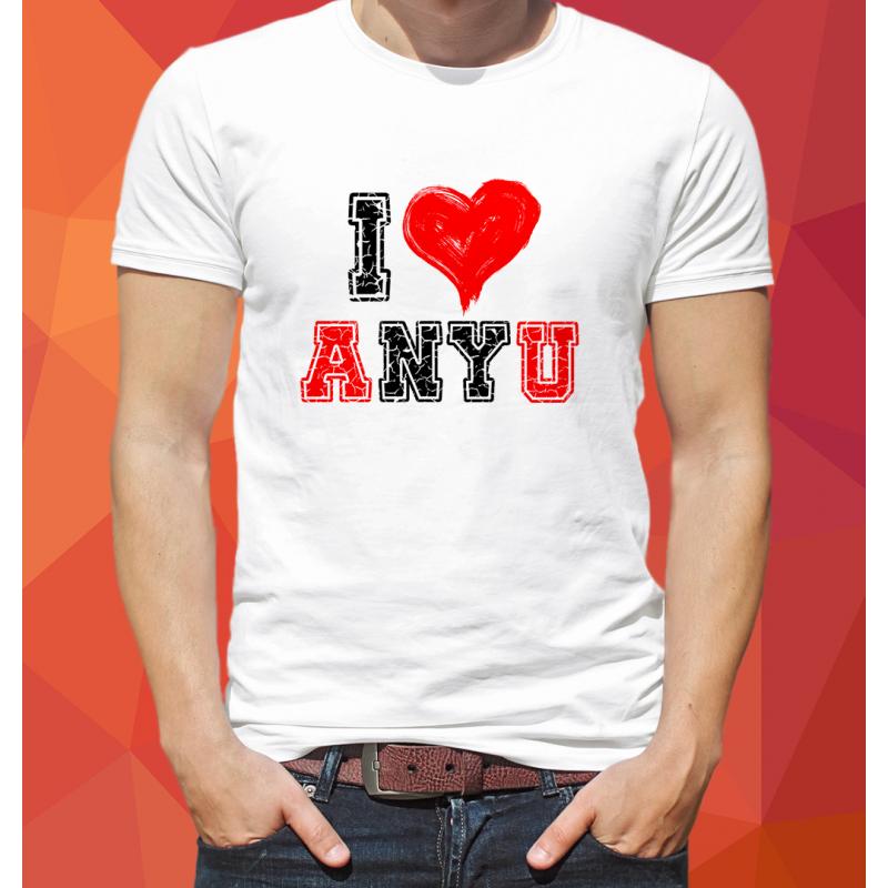I love A NY U (női fazonban is)