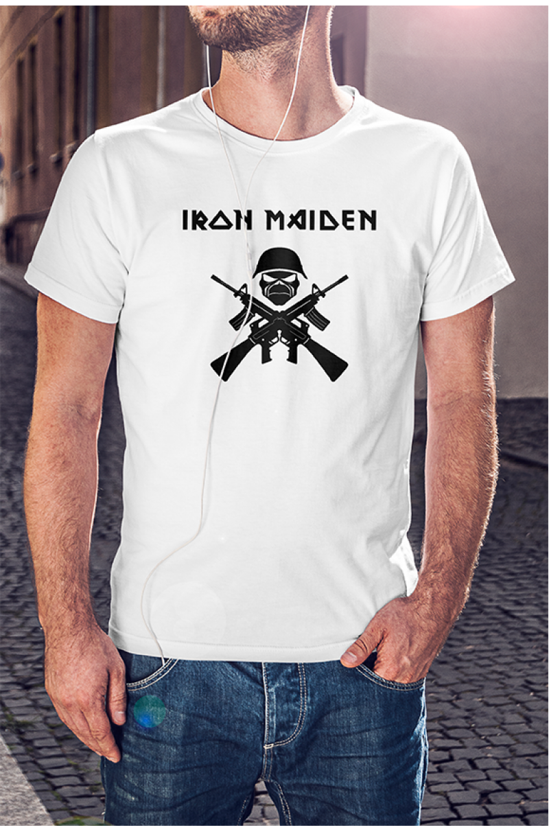 Iron Maiden Póló