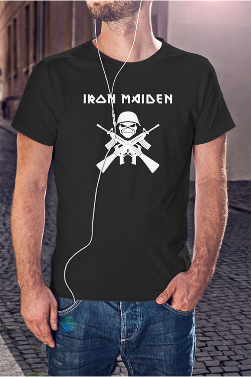 Iron Maiden póló