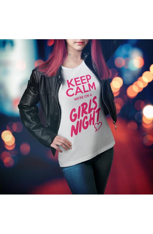 Girls night póló