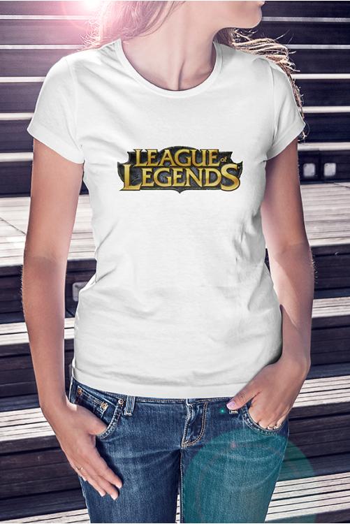 League of Legends gamer Póló