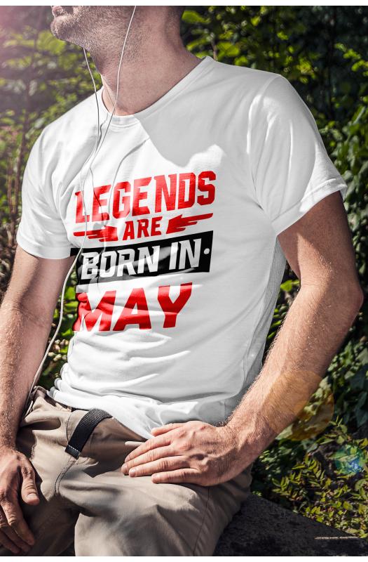 A legendák (választott hónap) születnek póló