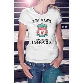 Liverpool girl póló