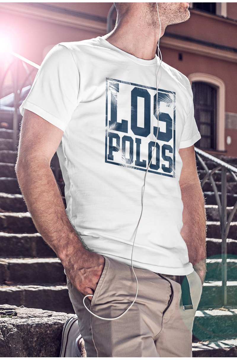 Los Polos Brand T-Shirt-Limited Edition!