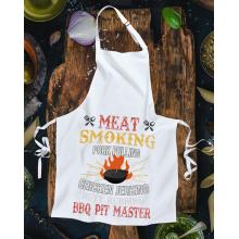 BBQ mester szakácskötény