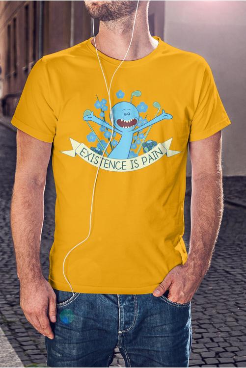 Mr. Csicska póló