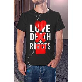Love Death & Robots Póló