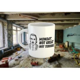 Chernobyl - hétfő: nem jó, de nem is tragikus bögre
