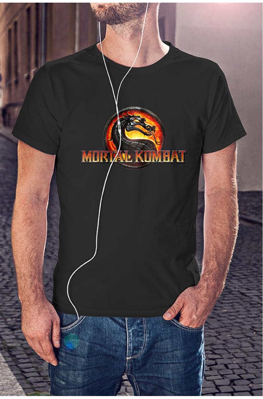 Mortal Kombat Gamer Póló