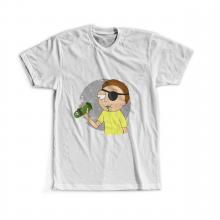 Morty póló - Rick és Morty sorozat