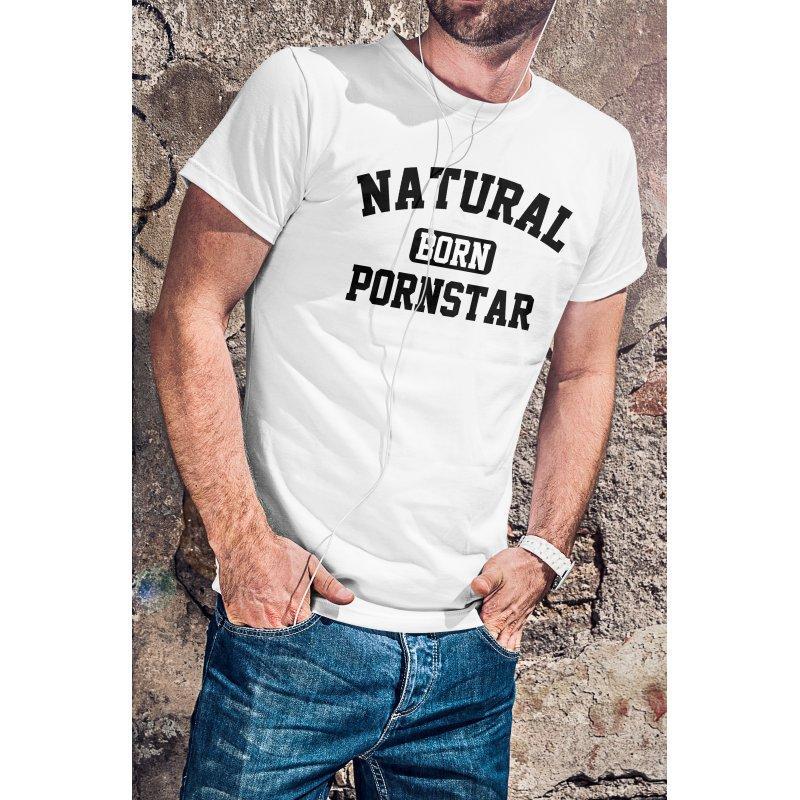 Natural pornstar