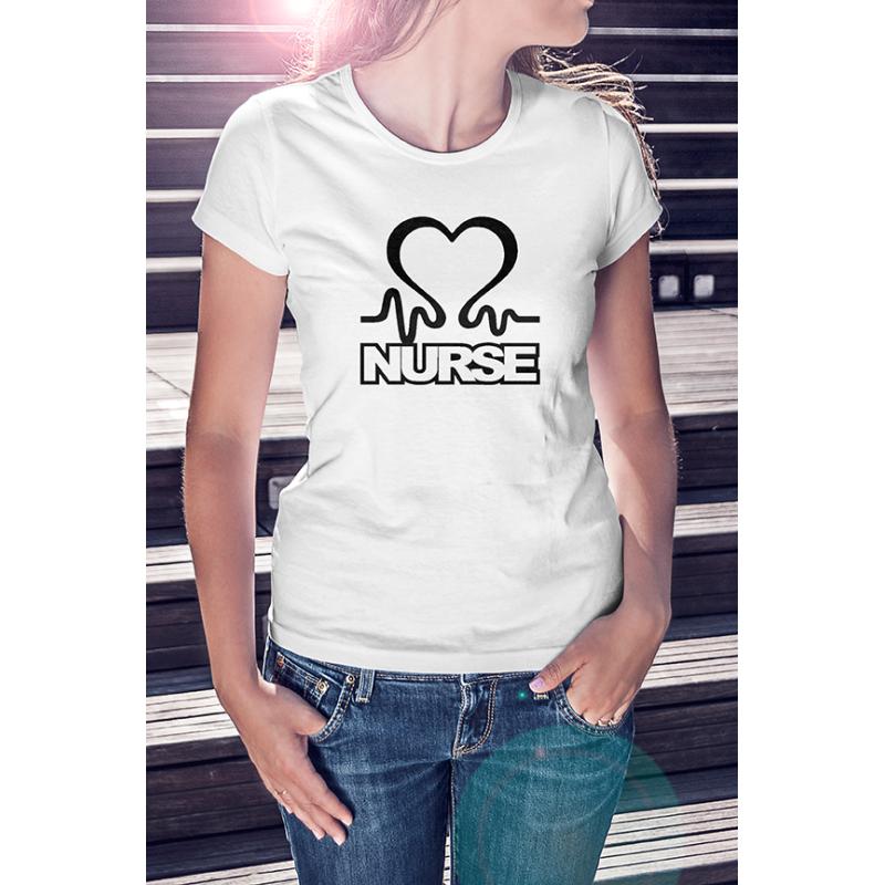 Nurse (Ápolónő) Póló