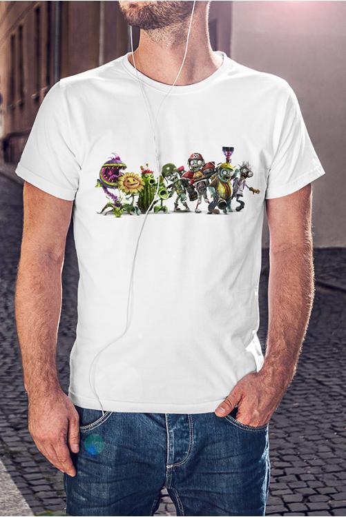 Plant vs Zombies Póló