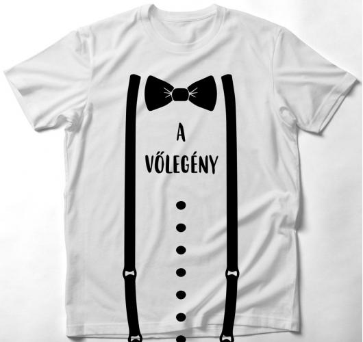 A vőlegény póló