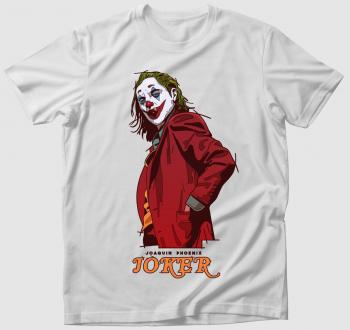 Joaquin Phoenix Joker art póló