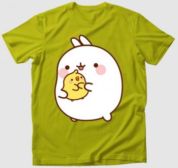 Pufi nyuszi póló