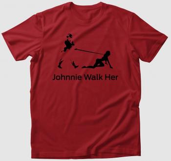 Johnnie Walker vicces póló