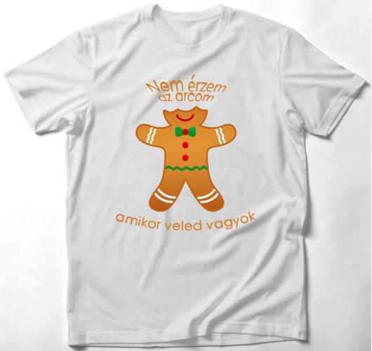 Mézeskalács karácsonyi póló...