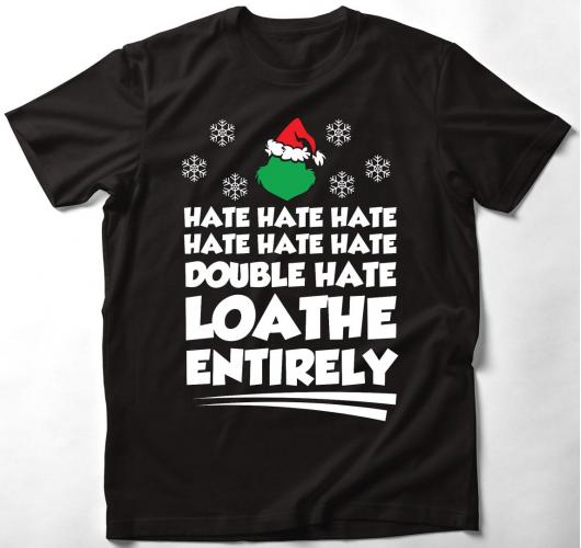 Grincs Karácsonyi póló