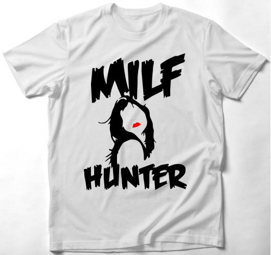 MILF Hunter póló