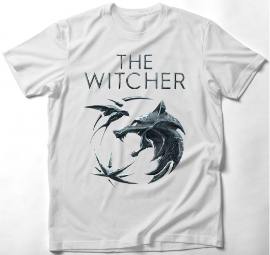 The Witcher póló