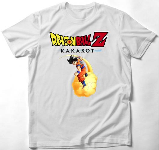 Dragonball Z Kakarot Goku póló...