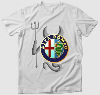 Alfa Romeo ördög póló