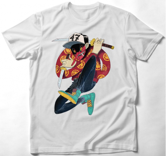 Devil Ninja póló