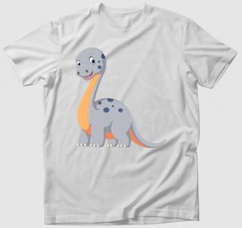 Cuki dínós gyerek póló