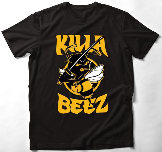 Wu-Tang Killa Beez póló