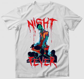 Zombi DJ - Night Fever póló