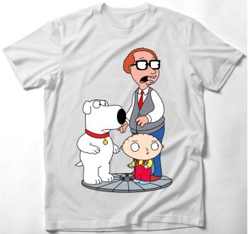 Family Guy - Időutazás póló