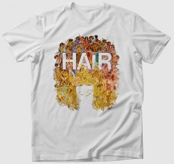 Hair póló