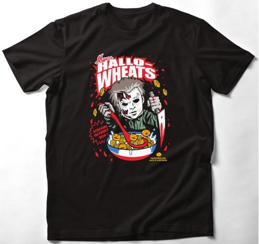 Michael Myers halloweeni póló...