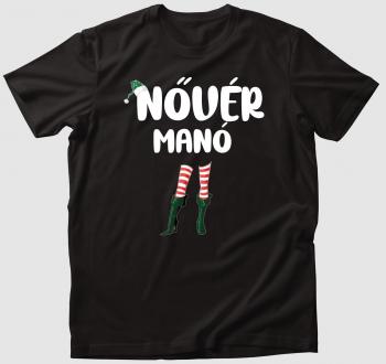 Nővér manós póló
