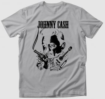 Johnny cash póló