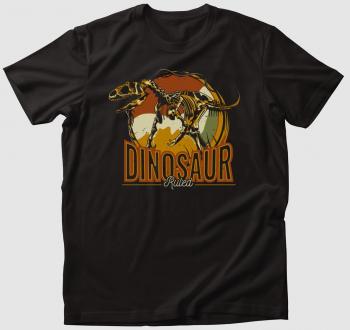 Dinoszauruszos póló