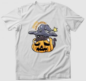 Cicás halloweeni póló