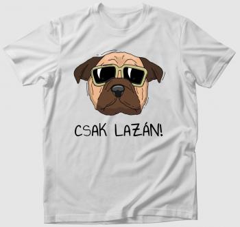 Laza kutya póló