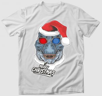 Szörnyis karácsonyi póló