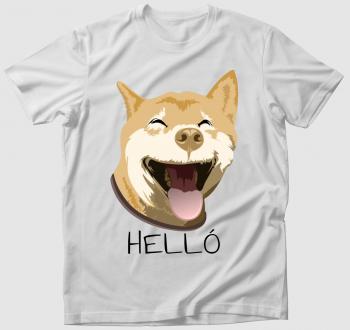 Kutyusos póló
