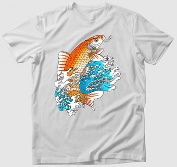 Koi halas 2.0 póló