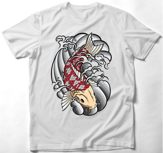 Koi halas 3.0 póló