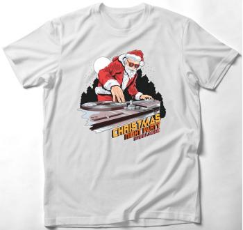 DJ mikulás 2.0 póló
