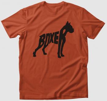 Boxer póló