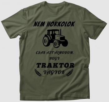 Traktoros póló