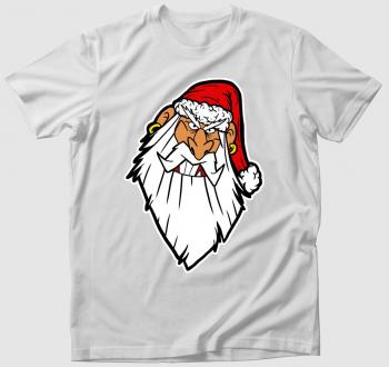 Mogorva mikulásos póló