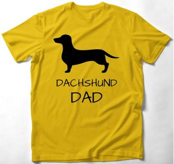 Tacskós apuka póló